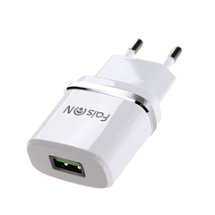 Сетевое зарядное устройство FaisON HC11, 1000mA