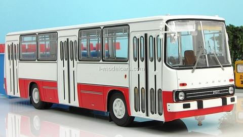 Ikarus-260 Pribaltika Classicbus 1:43