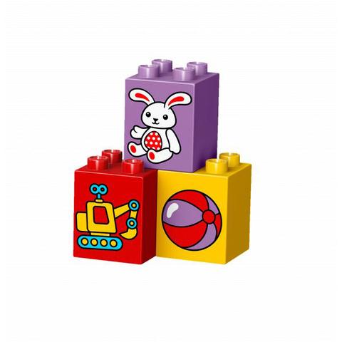 LEGO Duplo: Моя первая карусель 10845 — My First Carousel — Лего Дупло