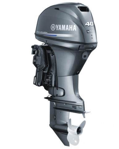 Лодочный мотор Yamaha F40 FETL