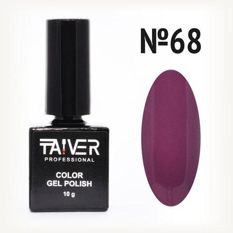 Гель-лак TAIVER 68