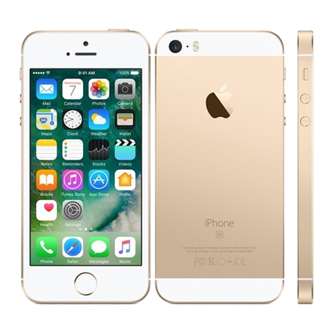 Apple iPhone SE 32GB Gold - Золотой