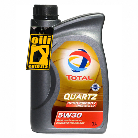 Total QUARTZ 9000 ENERGY HKS 5W-30 1л