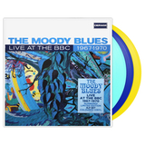 The Moody Blues / Live At The BBC 1967-1970 (Coloured Vinyl)(3LP)