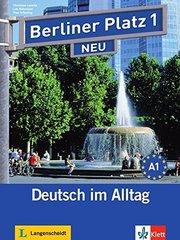 Berliner Platz 1 NEU Lehr-/ Arbb+ CDs+Treffpunk...