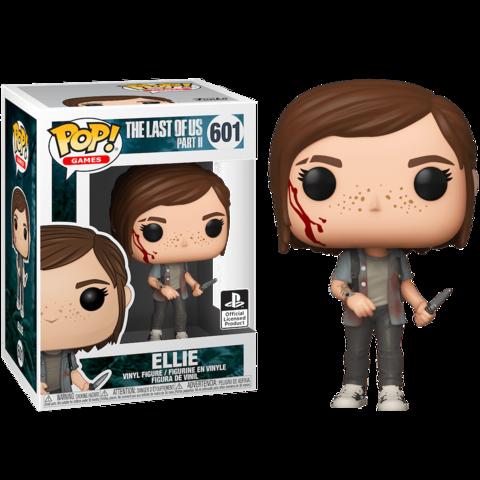 Ellie(The Last Of Us) Funko Pop! Vinyl Figure || Одни из нас
