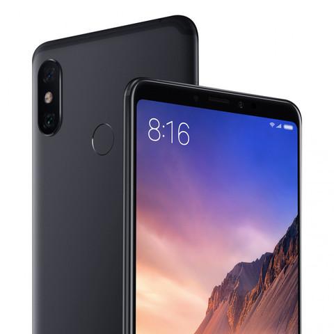 Смартфон Xiaomi Mi Max 3 6 / 128GB (черный)