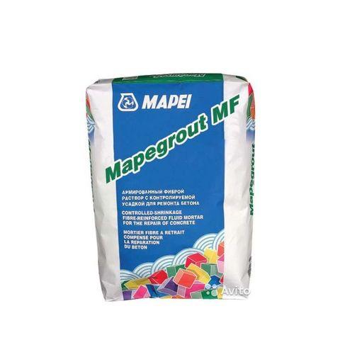 Mapei Mapegrout MF/Мапей Мапеграут МФ раствор средней прочности для ремонта поверхности бетонных конструкций
