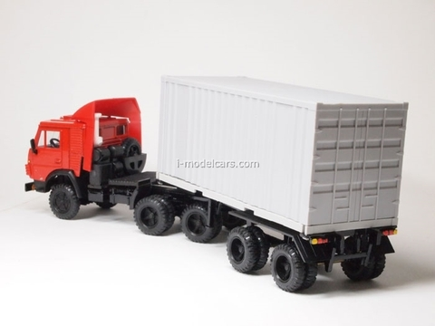 KAMAZ-54112 Container carrier Elecon 1:43