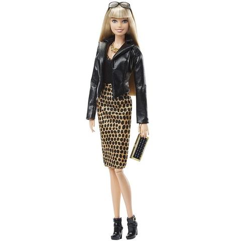 Барби The Look Луковка Блондинка в Куртке