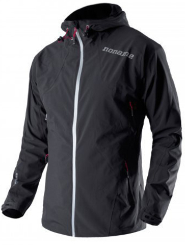 Элитная Мембранная Куртка Noname Camp jacket 13, black Финская