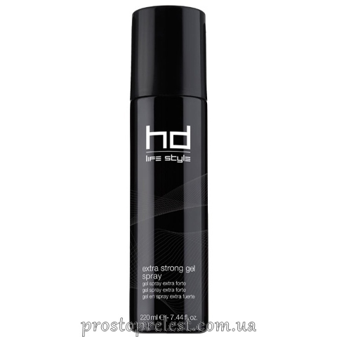 Farmavita HD Extra Strong Gel Spray - Спрей-гель экстрасильной фиксации