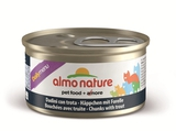 Almo Nature Daily Menu Cat Trout Консервы для кошек