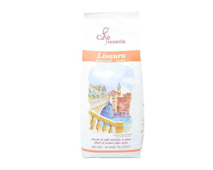 купить кофе в зернах Cafe Venezia Lisaura, 1 кг