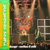 Accept ‎/ Restless And Wild (LP)