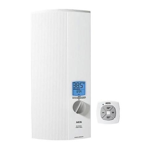 Проточный водонагреватель AEG DDLE ÖKO 27
