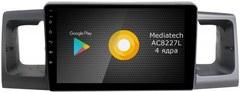 Штатная магнитола на Android 8.1 для Toyota Matrix 02-14 Roximo S 10 RS-1101