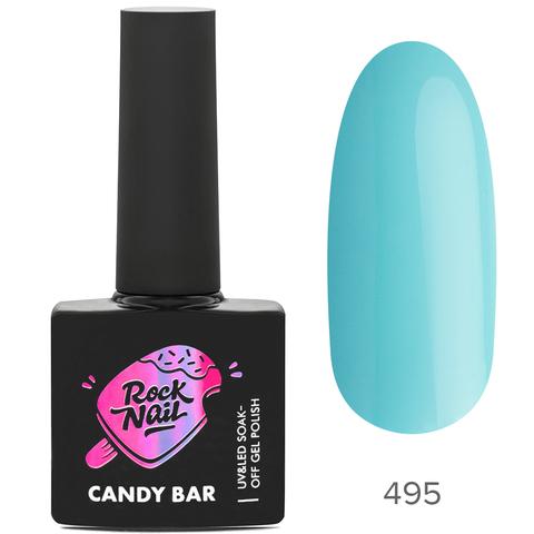 Гель-лак RockNail Candy Вar 495 Cake Pop At The Casino (Кейк-поп в казино)