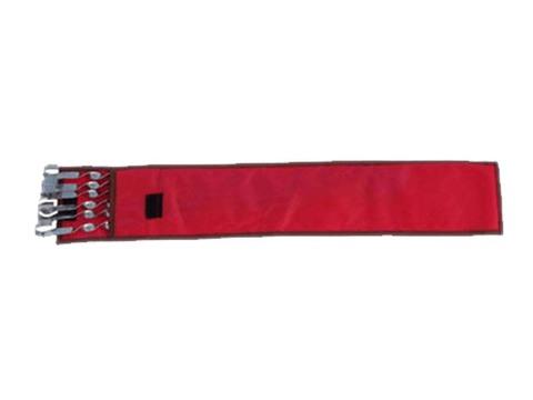 Набор шампуров 6х370 в чехле, угол. 370х10х0,8мм