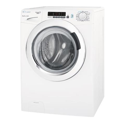 Узкая стиральная машина Candy GrandO Vita Smart GVS34 116DC2-07