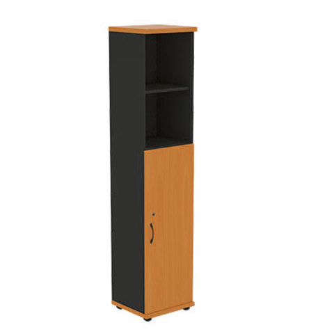Шкаф узкий высокий R5W03 МОНО-ЛЮКС