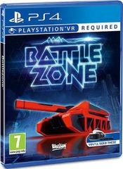 PS4 Battlezone (только для VR, русская версия)