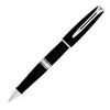 Waterman Charleston - Ebony Black CT, ручка-роллер, F, BL