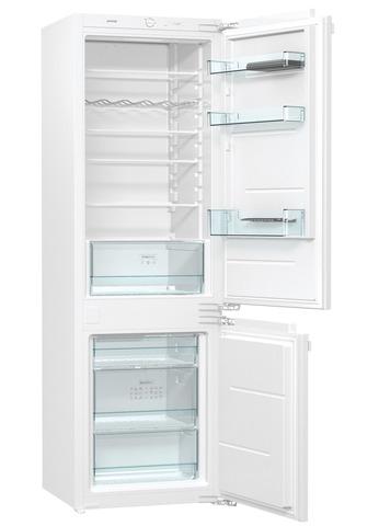 Встраиваемый двухкамерный холодильник Gorenje RKI2181E1