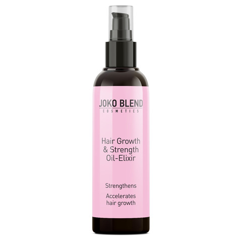 Масло-эликсир для роста волос Hair Growth & Strength Oil (1)
