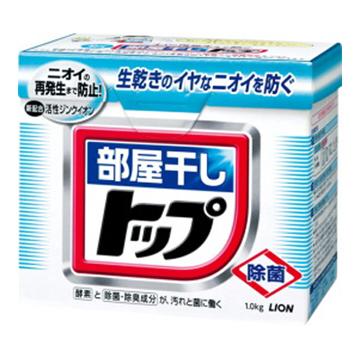 Стиральный порошок LION TOP Антибактериальный 1 кг. /Без фосфатов
