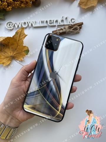 Чехол iPhone 7/8 Plus Polaris smoke Case Logo /black/