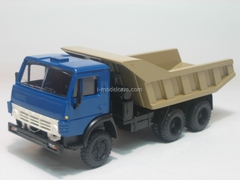 KAMAZ-5511 blue-sand Elecon 1:43