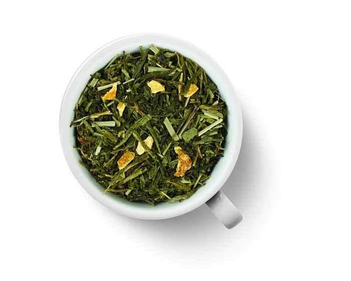 Чай зеленый Gutenberg Лимонник, 500 г (Гутенберг)