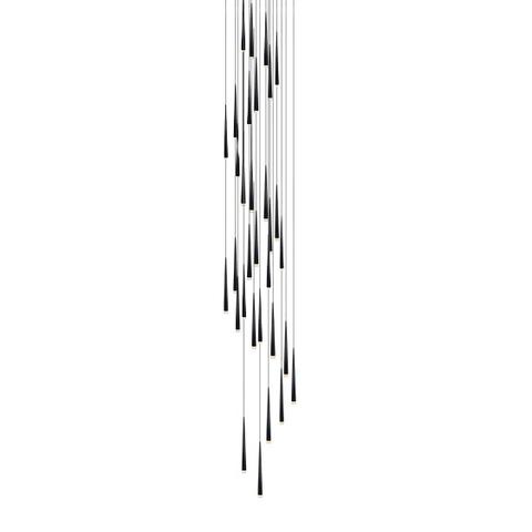 Подвесной светильник копия Slim by Vibia (36 плафонов)