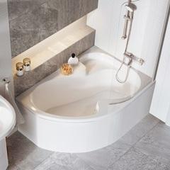 Ванна асимметричная 150х105 см правая Ravak Rosa I R CJ01000000 фото