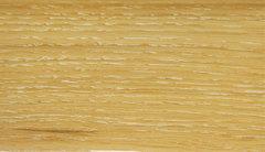 Шпонированный плинтус San Marco Дуб Беленный 80*16*2500