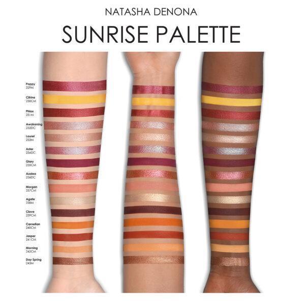 Палетка теней Natasha Denona Sunrise Palette