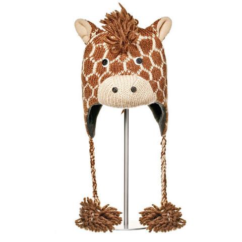 Картинка шапка с ушами Knitwits Geoff the Giraffe