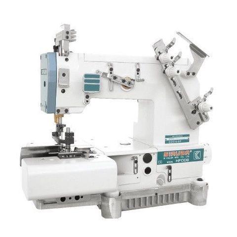 Двухигольная швейная машина Siruba HF008-02056P/FBQ/B | Soliy.com.ua