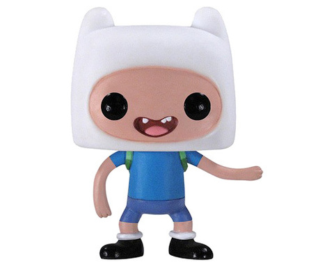 Фигурка Funko POP! Vinyl: Adventure Time: Finn 3058