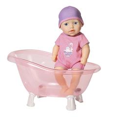 Zapf Creation Baby Annabell Кукла с ванночкой, 30 см (700-044)