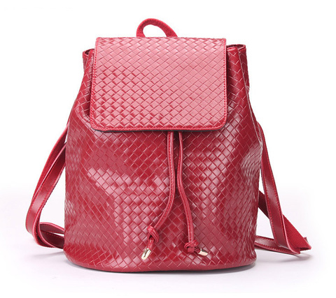 Рюкзак женский Tiding Elegant Red