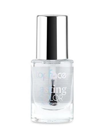 Topface Лак для ногтей Lasting color тон 01, прозрачный - PT104 (9мл)
