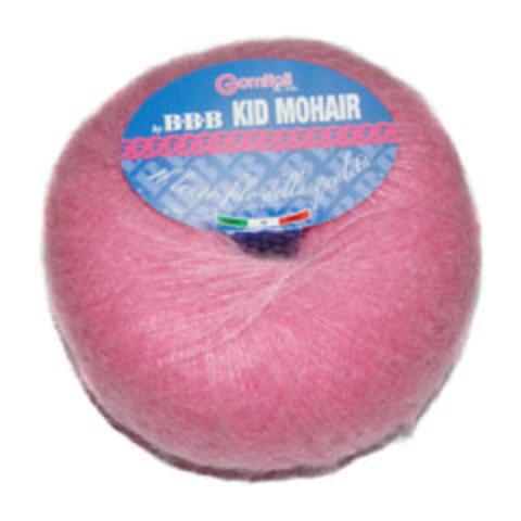 Купить Пряжа BBB Kid mohair Код цвета 0114 | Интернет-магазин пряжи «Пряха»