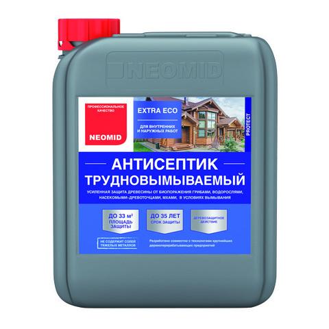 Neomid Extra Eco трудновымываемый антисептик