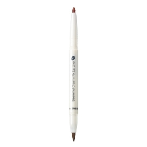 THE SAEM LIP Карандаш для губ Creamy 03 Saemmul Creamy Fix Lip Liner 03.French Brown 0,25гр