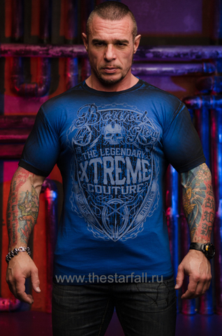Футболка SPIRIT WARRIOR Xtreme Couture от Affliction