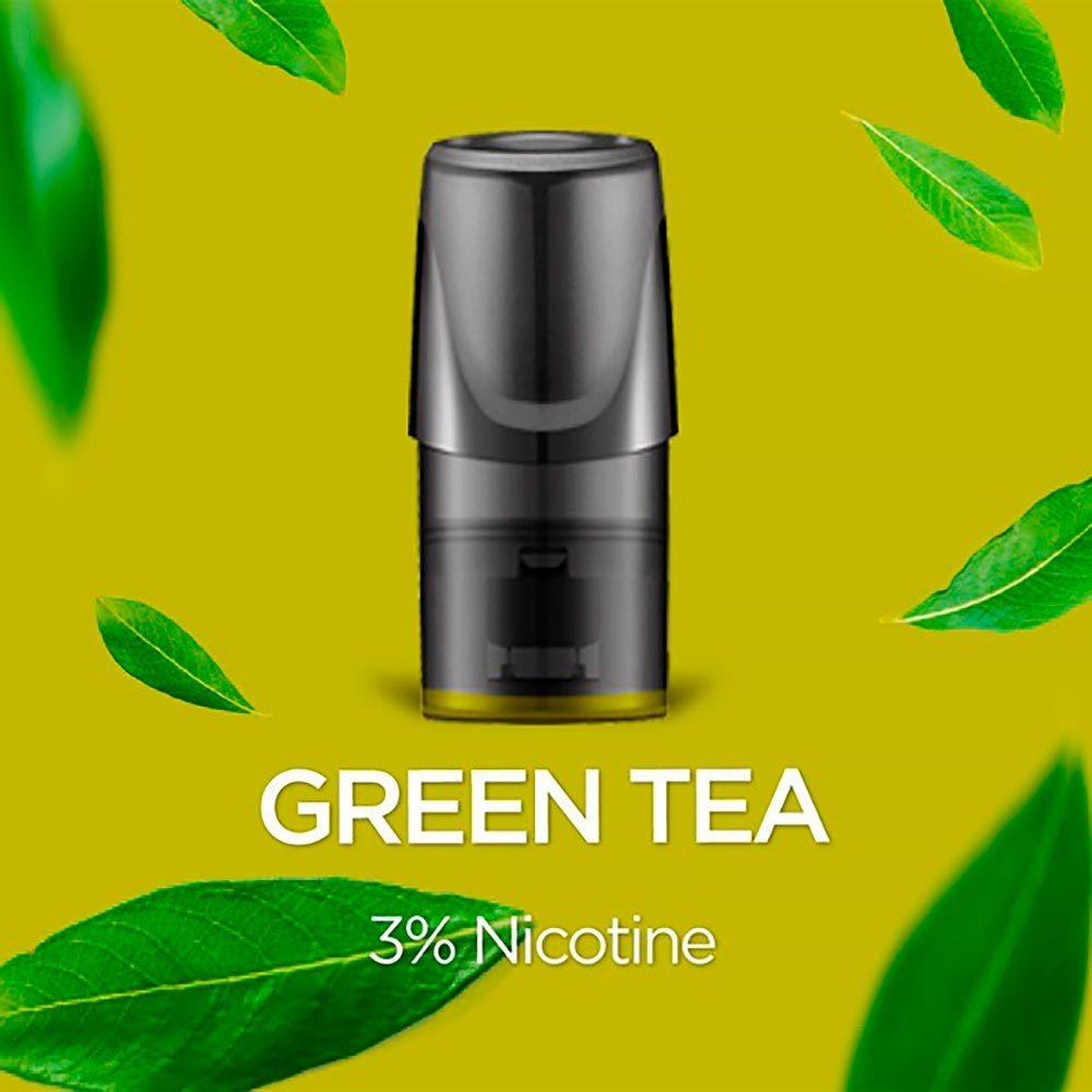 Сменный Картридж для RELX 2 мл Зеленый Чай 50 мг