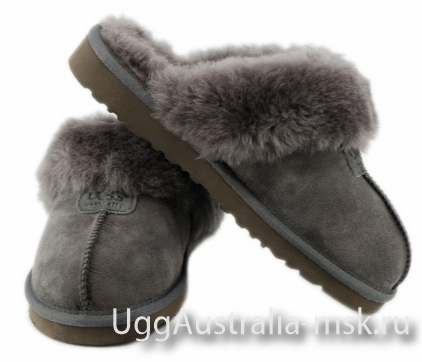 Ugg Slipper Grey