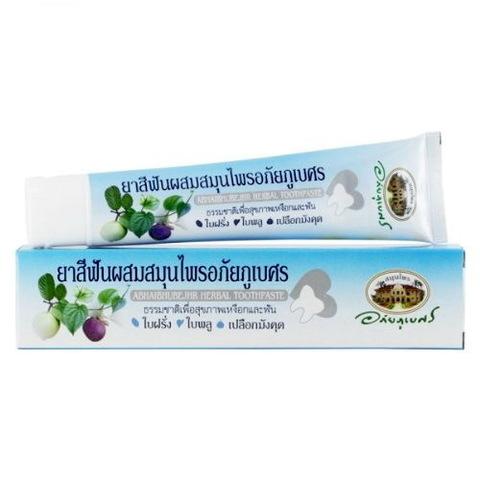 Зубная паста Abhaibhubejhr (Абхай)